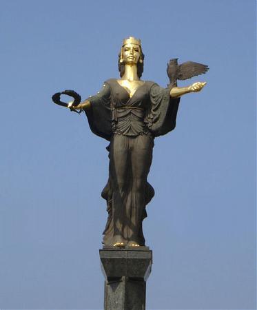 St Sofia Statue